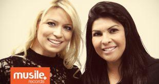 Vanilda Bordieri e Elaine de Jesus: Enche-nos
