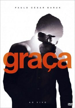 DVD Graça Paulo César Baruk